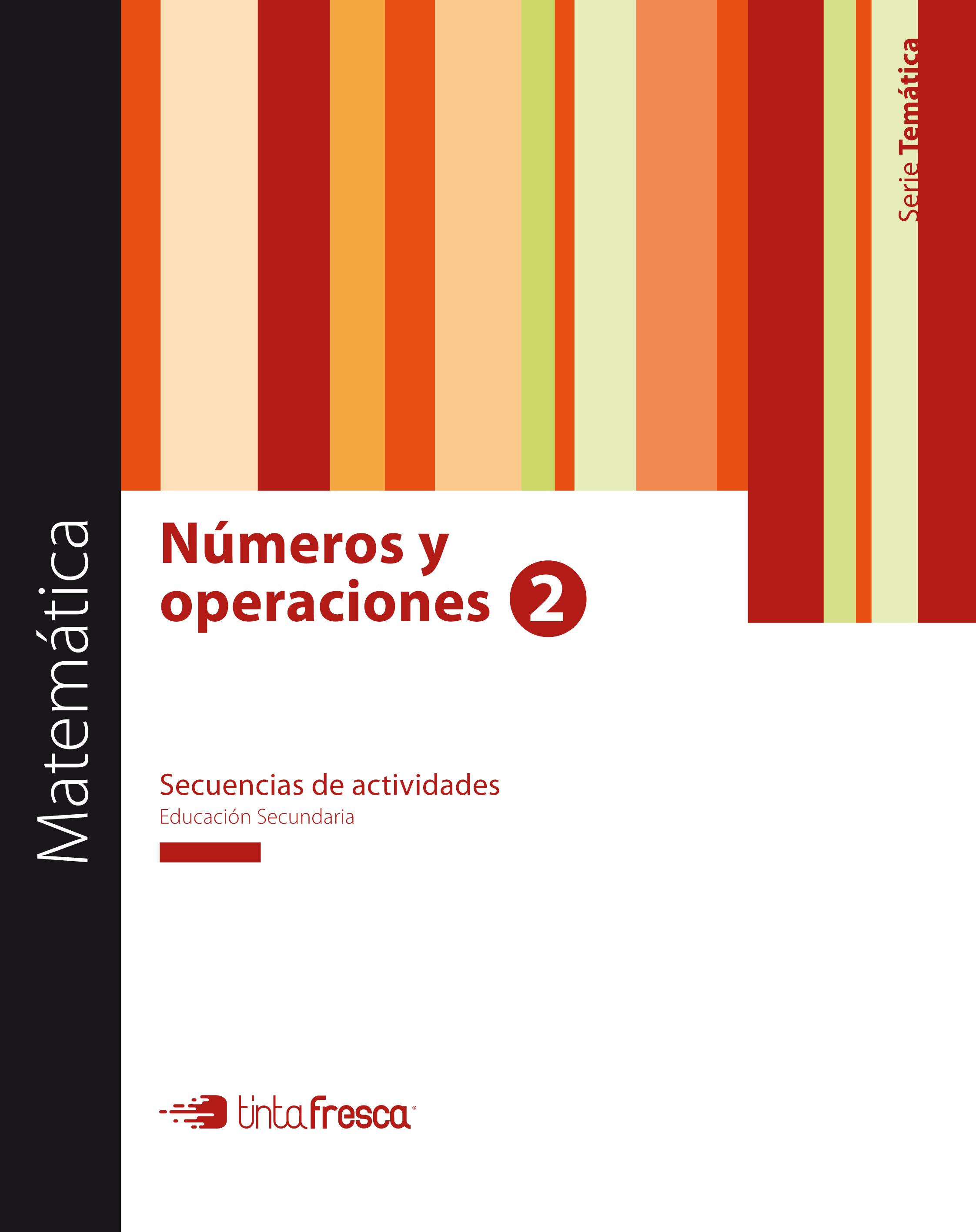 Números y operaciones 2