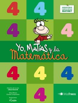 Yo, Matías y la Matemática 4