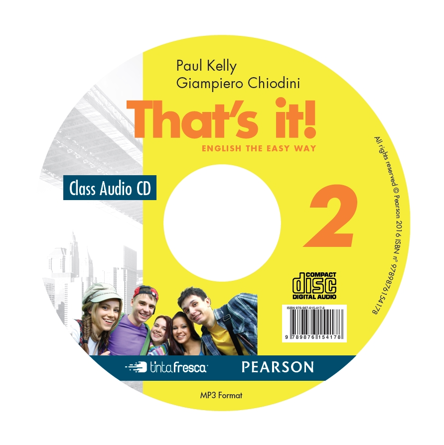 That´s it! 2 CD