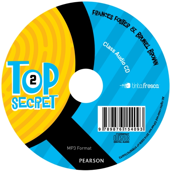 Top Secret 2 CD