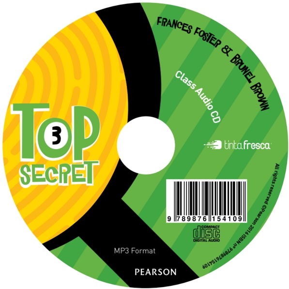 Top Secret 3 CD