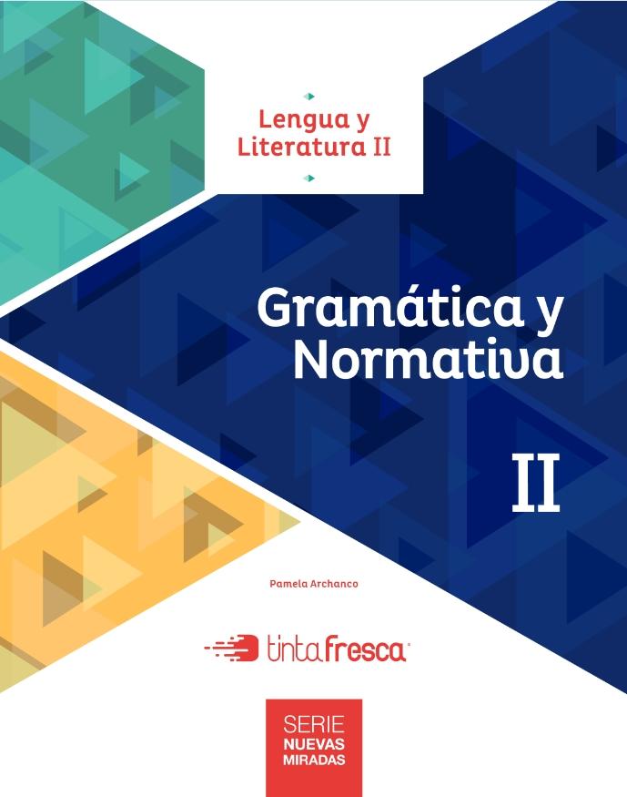 Carpeta Gramática y Normativa II