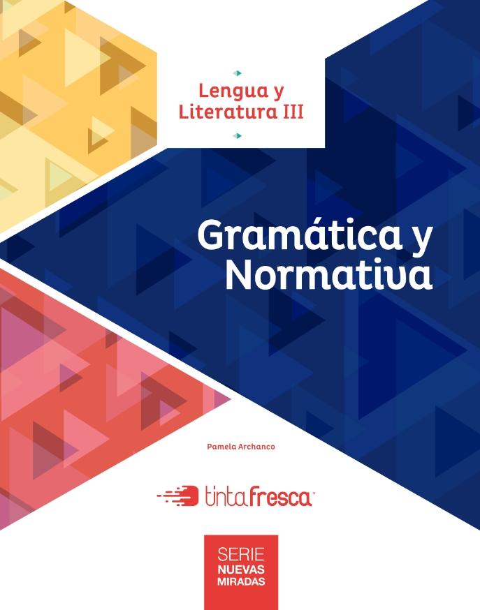 Carpeta Gramática y Normativa III