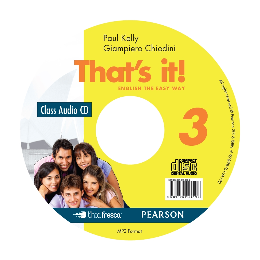 That´s it! 3 CD