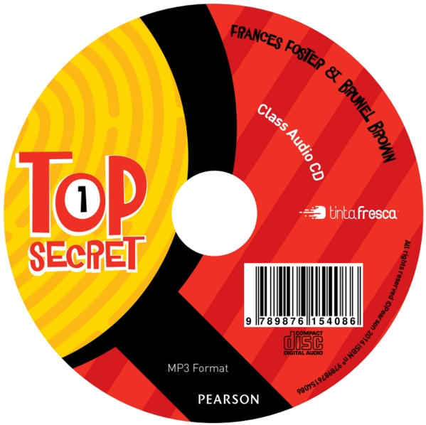 Top Secret 1 CD